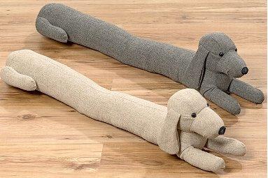 burletes-para-puertas-frenar-corrientes-de-aire-con-forma-de-perro-salchicha-color-beige-90cm