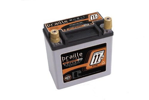 Braille Battery B14115 Lightweight Racing Battery