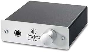 Pro-Ject Headbox MK2 Headphone Amplifier (Black)