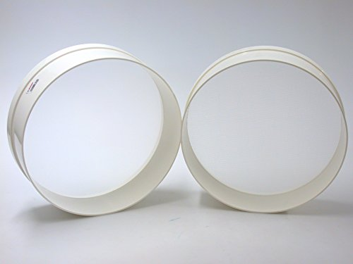 COSMOPLAST Setaccio rete nylon mm1 cm24 Accessori da cucina