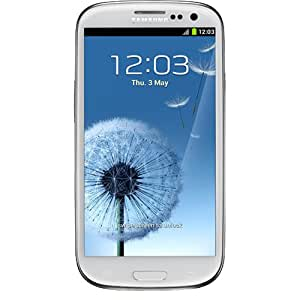 Samsung GT-I9300 Galaxy S III GSM Unlocked Smartphone with 8MP Camera, 1.4 GHz Quad-Core, Wi-Fi, GPS, 4.8-Inch Screen and 32 GB Memory - No Warranty - White