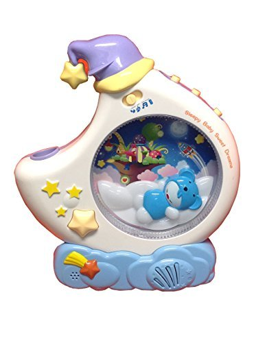 Baby Sweet Dream Crib Soother with Ceiling Projector