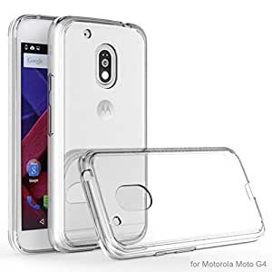 Back Cover FOR Moto G Plus 4th Gen + 2 OTG CABLE FREE