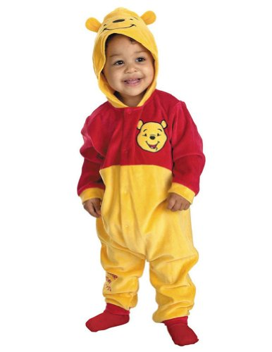 Baby-Toddler-Costume Winnie The Pooh Toddler Costume 12-18M Halloween Costume