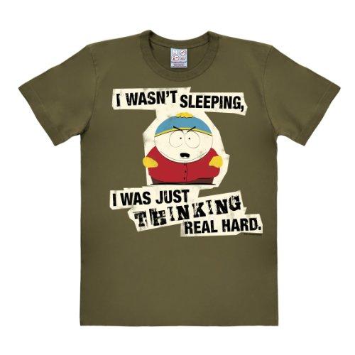 t-shirt-cartman-south-park-i-was-just-thinking-rundhals-t-shirt-von-logoshirt-olivgrun-lizenziertes-