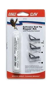Eagle Claw SWTAEC Saltwater Rod Tip Repair Kit
