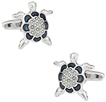 Cuff-Daddy Turtle Cufflinks