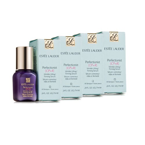 Estee Lauder Perfectionist Cp+r Wrinkle Lifting/firming Serum .24ml (4 count)