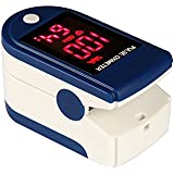 Soyan JPD-500B Pulse Oximeter Finger Pulse Oximeter Blood Oxygen Saturation Monitor For SpO2 Oxygen Level And...