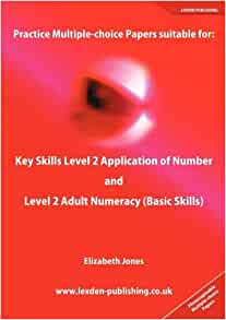 key skills adult numeracy level 2