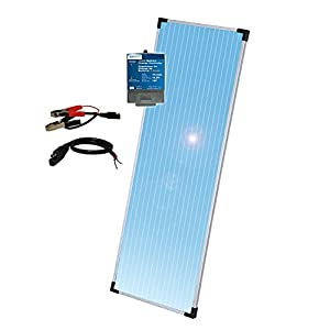 15 Watt Solar Battery Charging Kit by Sunforce