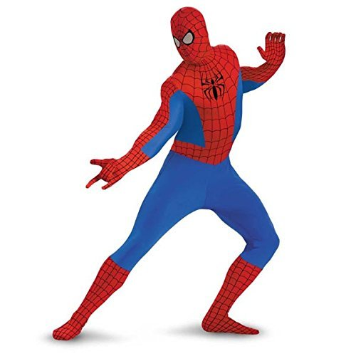 Disguise Marvel Spider-man Bodysuit Costume - Sizes Teen and Adullt XL, XXL