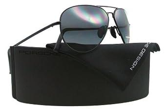 Porsche Design P8508 Sunglasses P'8508 Matte Black Shades