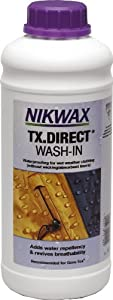 Nikwax Tx. Direct Wash In Wash In Waterproofer - 1lt
