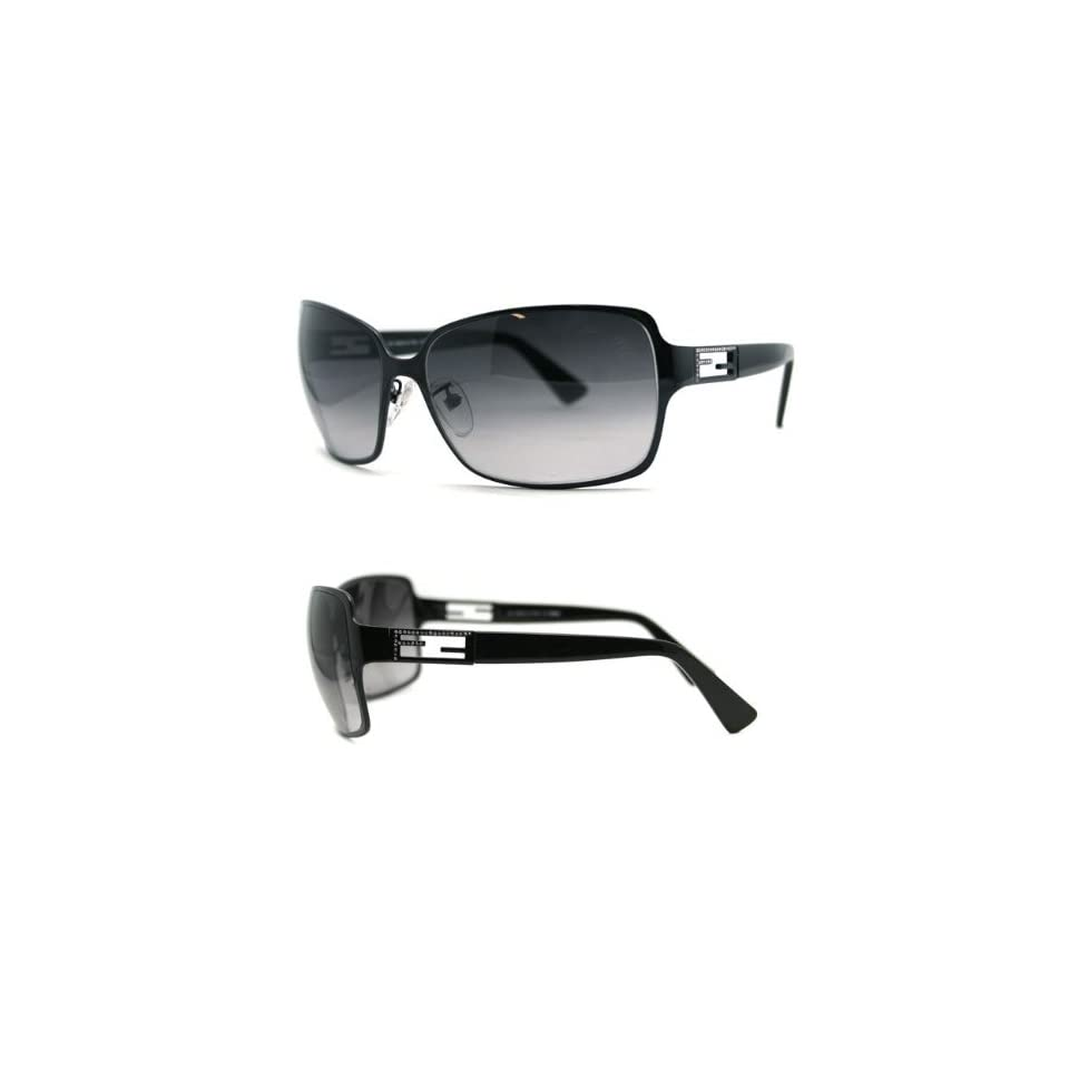 b1a1604cb6 Fendi Black Sunglasses FS 466R 001 on PopScreen