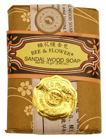 bee-and-flower-sandal-wood-soap-12-bars-set