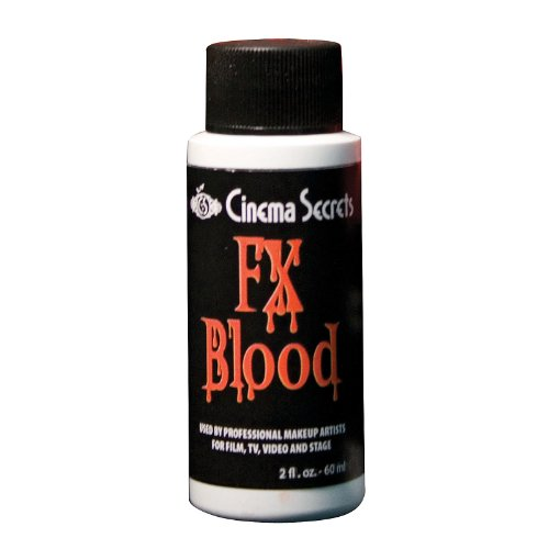 WMU Blood Hollywood Movie Halloween Product, 2 oz