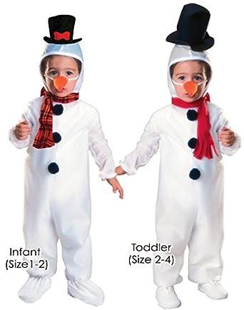 Snowman Costume (Infant)