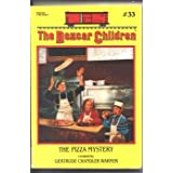 the boxcar children: the pizza mystery ~ Gertrude Chandler Warner
