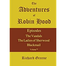 The Adventures of Robin Hood - Volume 08