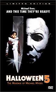 Halloween 5: The Revenge of Michael Myers (Widescreen/Full Screen)