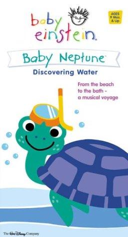 Baby Einstein - Baby Neptune - Discovering Water [VHS]