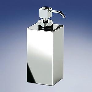nameeks chrome windisch countertop soap dispenser. Black Bedroom Furniture Sets. Home Design Ideas