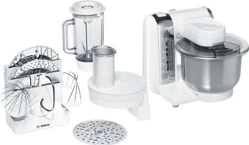 Bosch MUM48CR1 Multifunctional Food Processor Mixer 600W from Bosch