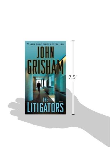 The Litigators By John Grisham Download
