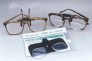 Magniclip Clip-on Magnifying Lens in +4.00 Diopters