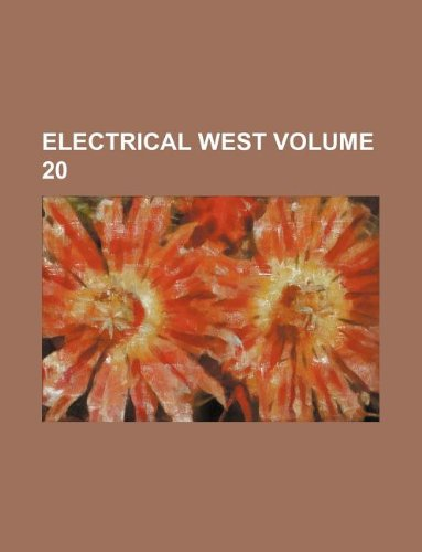 Electrical West Volume 20