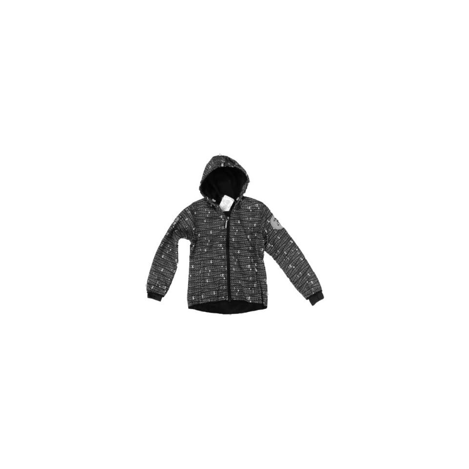 XS EXES Softshell Jacke bergangsjacke M dchen Schwarz