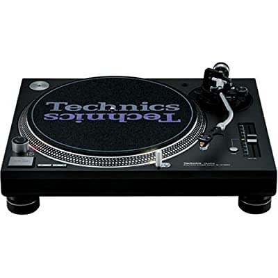Panasonic Technics SL-1210MK5 Black Record Turntable - Direct Drive by TECHNIC