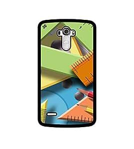 Ebby Back Cover for LG G4