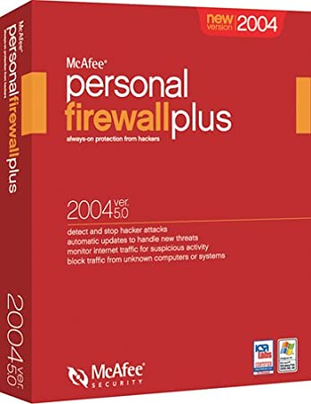 McAfee Personal Firewall Plus 5