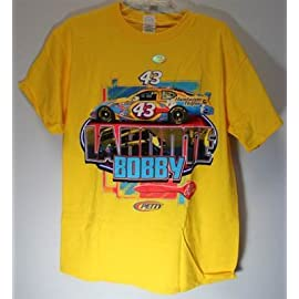 Bobby Labonte 43 Cheerios Vintage Medium Tee