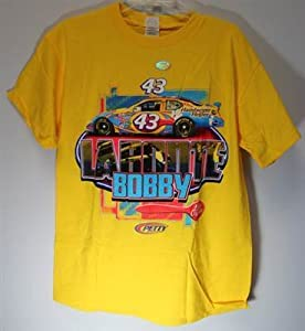 Bobby Labonte 43 Cheerios Vintage Extra Large Tee by Motorsport Authentics