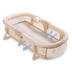 Amazon Com Summer Rest Assured Sleeper Infant Bedside Crib Baby