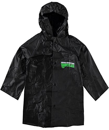 "Teenage Mutant Ninja Turtles Little Boys' ""Hard Shell"" Raincoat"