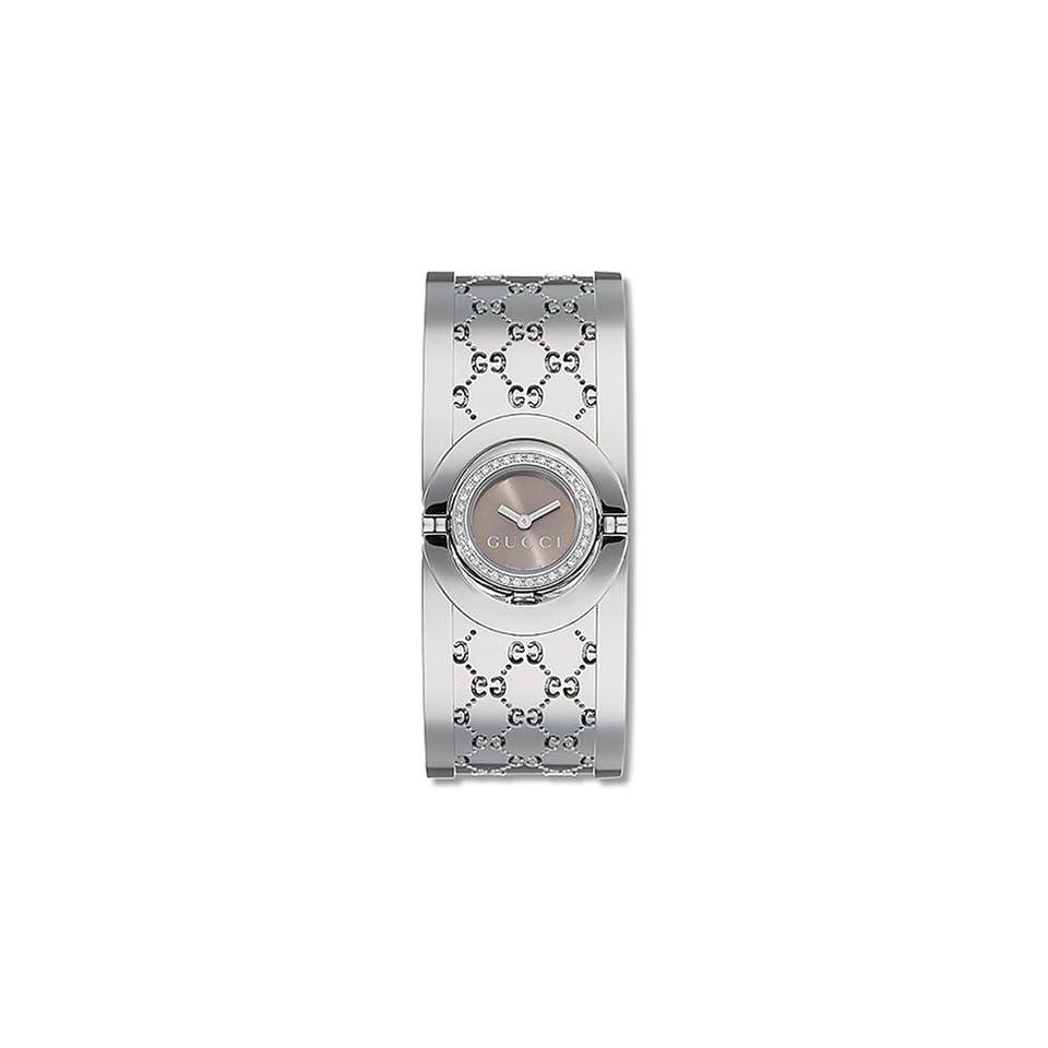 91bcec62b80 Gucci Women s YA112503 Twirl Watch Gucci Watches on PopScreen