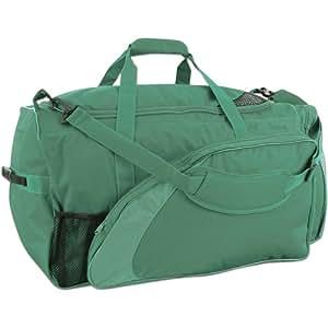 Champro Adult Football Equipment Bag (Forest Green, 28 x 15 x 15)