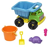 Truck Full of Toys Colors May Vary from American Plastic Toys