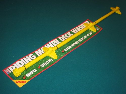 Mower Deck Washers : Riding mower deck washer from empire products inc at the