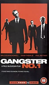 Gangster No. 1 [VHS] [2000]