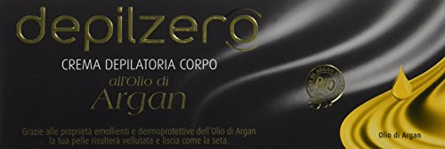Depilzero Crema Corpo Argan Ml.150