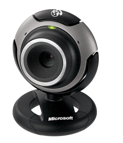 Microsoft LifeCam VX-3000 Webcam - Black
