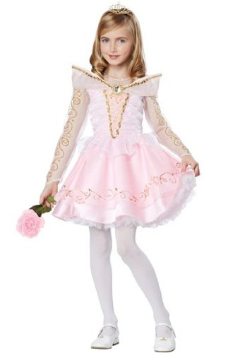 California Costumes Sleeping Beauty Deluxe Child Costume