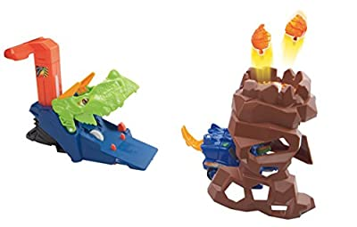 VTech Switch & Go Dinos Turbo Triceratops Deluxe Launcher