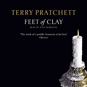 Feet of Clay: Discworld, Book 19 | [Terry Pratchett]