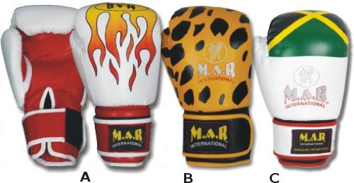 MAR Kick Boxing & Boxing Gloves A04 oz(114g)Default